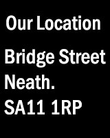 our location bridge street neath SA11 1RP